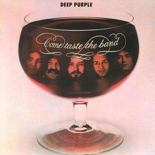 Deep Purple -- Come Taste the Band LP purple vinyl