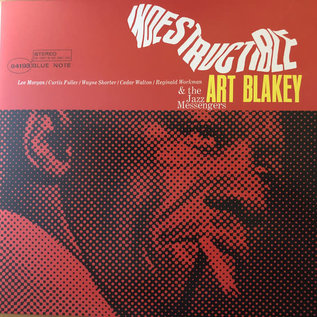 Art Blakey & The Jazz Messengers ‎– Indestructible! LP