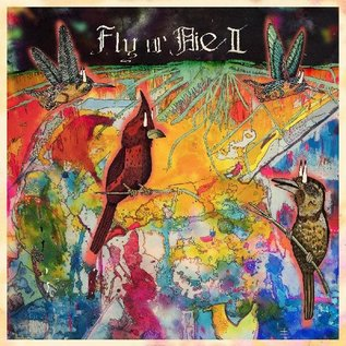 Jaimie Branch – Fly Or Die II: Bird Dogs Of Paradise LP