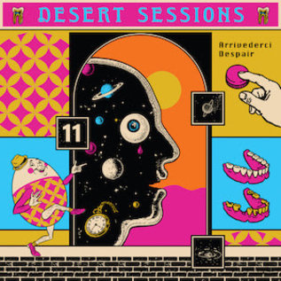 Desert Sessions ‎– Desert Sessions Vol. 11 & 12 LP