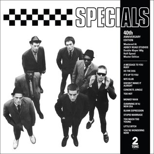 Specials ‎– Specials LP anniversary edition