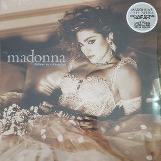 Madonna – Like A Virgin LP crystal clear vinyl