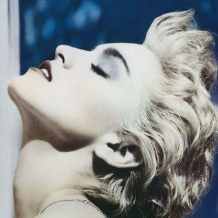Madonna ‎– True Blue LP crystal clear vinyl