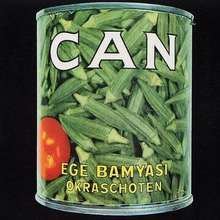 Can - Ege Bamyasi LP green vinyl