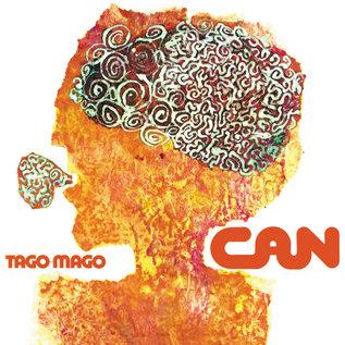 Can - Tago Mago LP orange vinyl