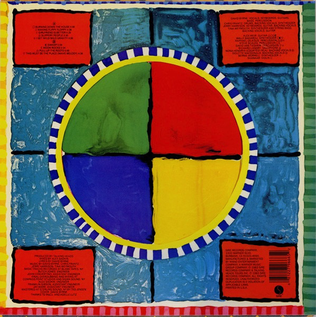 Talking Heads -- Speaking In Tongues LP