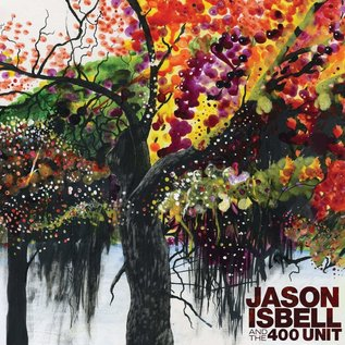 Jason Isbell And The 400 Unit ‎– Jason Isbell And The 400 Unit LP green vinyl