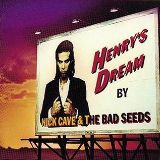 Nick Cave & The Bad Seeds ‎– Henry's Dream LP