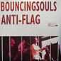 Bouncing Souls / Anti-Flag – BYO Split Series / Volume IV LP