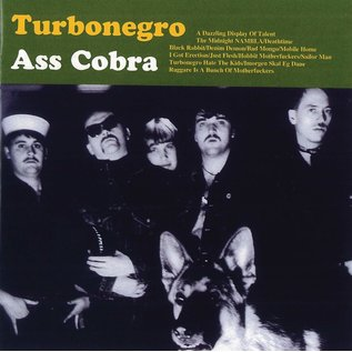 Turbonegro ‎– Ass Cobra LP