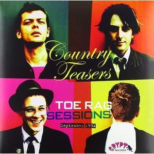 Country Teasers – Toe Rag Sessions LP