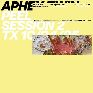 """Aphex Twin - Peel Session 2 EP 12"""" vinyl"""