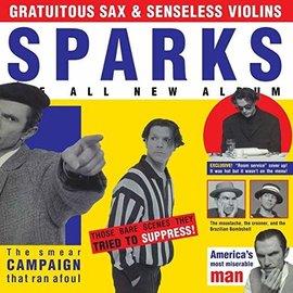 Sparks - Gratuitous Sax & Senseless Violins LP