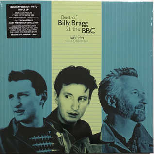 Billy Bragg ‎– Best of Billy Bragg at the BBC 1983 - 2019 LP