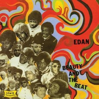Edan - Beauty and the Beat LP
