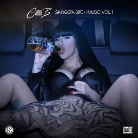 Cardi B - Gangsta Bitch Music Vol. 1 LP