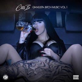 Cardi B - Gangsta Bitch Music Vol. 1 LP