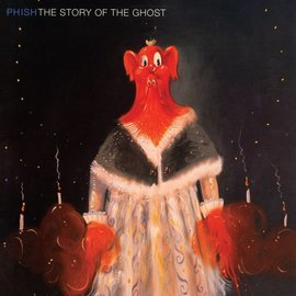 Phish - The Story of the Ghost LP