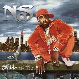Nas – Stillmatic LP silver vinyl