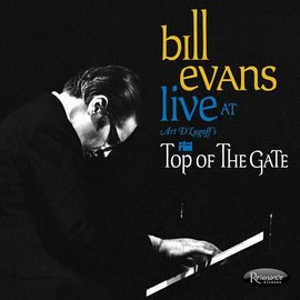 Bill Evans - Live at Art D'Lugoff's Top of the Gate LP