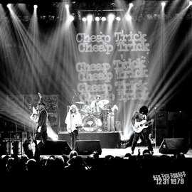 Cheap Trick - Are You Ready? Live 12/31/1979 LP