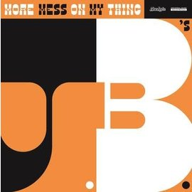 JBs - More Mess On My Thing LP