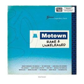Various – Motown Rare & Unreleased - Gems From The Legendary Vault LP colored vinyl