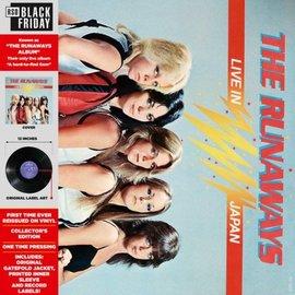 Runaways - Live in Japan LP