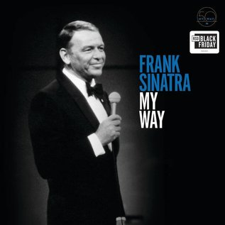 "Frank Sinatra - My Way 12"" vinyl single"