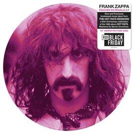 """Frank Zappa - Peaches En Regalia / Little Umbrellas 10"""" picture disc"""