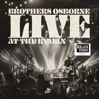 Brothers Osborne - Live at the Ryman LP