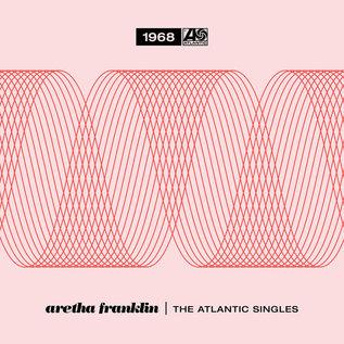 "Aretha Franklin - Aretha Franklin - The Atlantic Singles Collection 1968 7"" box"