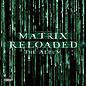 Various Artists - Matrix Reloaded (Music From and Inspired By The Motion Picture) LP  transparent green vinyl