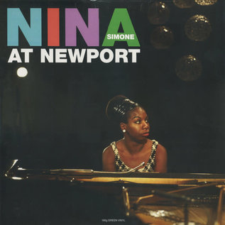 Nina Simone ‎– Nina at Newport LP