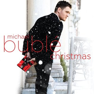 Michael Bublé ‎– Christmas LP red vinyl