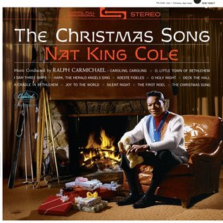 Nat King Cole ‎– The Christmas Song LP