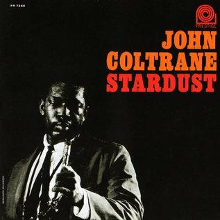 John Coltrane – Stardust LP blue translucent vinyl