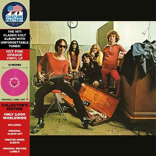 Flaming Groovies - Teenage Head LP pink vinyl