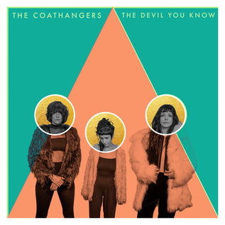 Coathangers ‎– The Devil You Know LP color-in-color vinyl