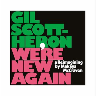 Gil Scott-Heron ‎– We're New Again (A Reimagining by Makaya McCraven) LP