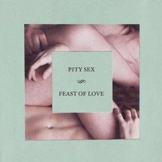 Pity Sex – Feast of Love LP green vinyl