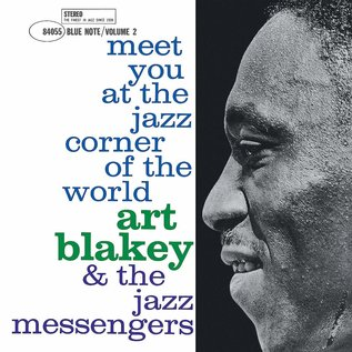 Art Blakey & The Jazz Messengers ‎– Meet You At The Jazz Corner Of The World (Volume 2) LP