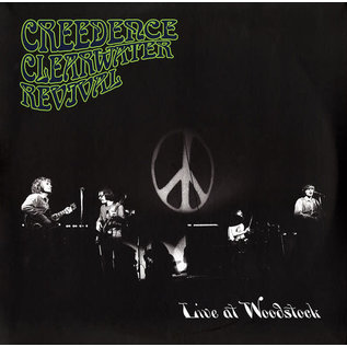 Creedence Clearwater Revival ‎– Live At Woodstock LP