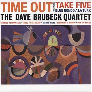 Dave Brubeck Quartet – Time Out LP