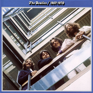 Beatles ‎– 1967-1970 LP