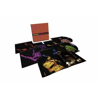 Jimi Hendrix - Songs For Groovy Children: The Fillmore East Concerts LP box set
