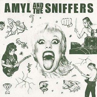 Amyl and the Sniffers – Amyl and the Sniffers LP