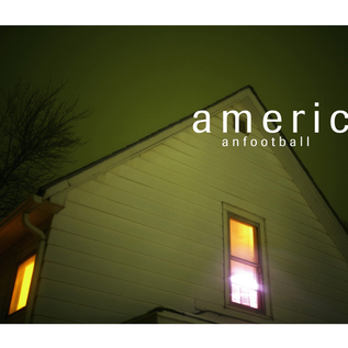 American Football – American Football LP clear with blue smoke