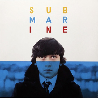 "Alex Turner (Arctic Monkeys)  -- Submarine 10"" vinyl"