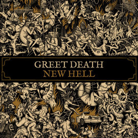 Greet Death ‎– New Hell LP